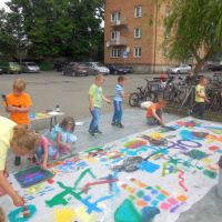 ZS Stanin - Dzień dziecka w przedszkolu