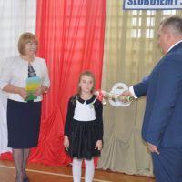 Zespół Szkół w Staninie - Pasowanie na ucznia klasy 1 2016/2017