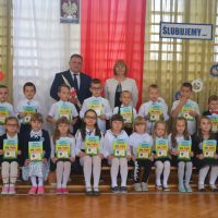 ZS Stanin - Pasowanie na ucznia klasy 1 2016/2017