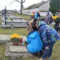 ZS Stanin - Porządkowanie grobów
