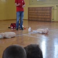 ZS Stanin - Warsztaty z udzielania pierwszej pomocy