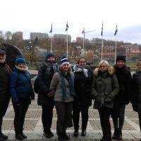 """Zespół Szkół w Staninie - """"Erasmus +""""  - Szwecja 2016"""