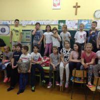 Zespół Szkół w Staninie - Biwak klas III