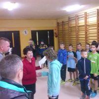 ZS Stanin - III miejsce piłkarzy w silnym turnieju w Łukowie