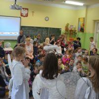 Zespół Szkół w Staninie - Jasełka klasy II B