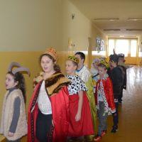 Zespół Szkół w Staninie - Idą Kolędnicy
