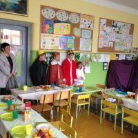ZS Stanin - Wigilia klasowa i jasełka klasy III a