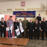 Zespół Szkół w Staninie - Ogólnopolski Turniej Wiedzy Pożarniczej