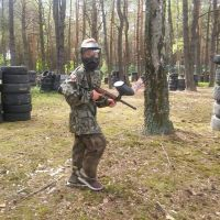 ZS Stanin - Paint Ball - klasa V A