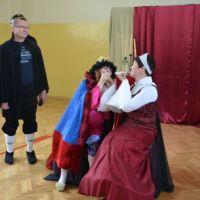 """ZS Stanin - Przedstawienie """"King Henry the Eighth"""