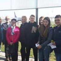 Zespół Szkół w Staninie - Spotkanie projektowe w Szwecji - Erasmus+