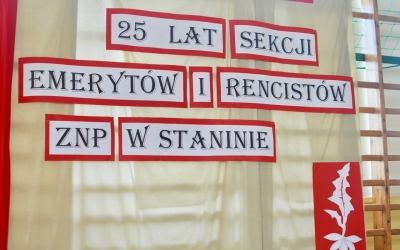ZS Stanin - 25 lat ZNP w Staninie