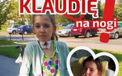 """Zespół Szkół w Staninie - Akcja """"Stawiamy Klaudię na nogi"""""""