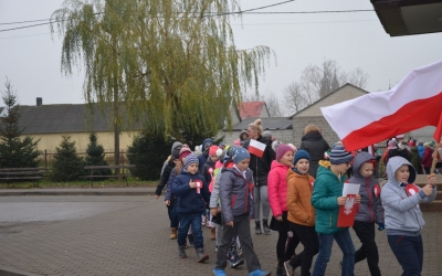 ZS Stanin - Święto Odzyskania Niepodległości 2017/2018