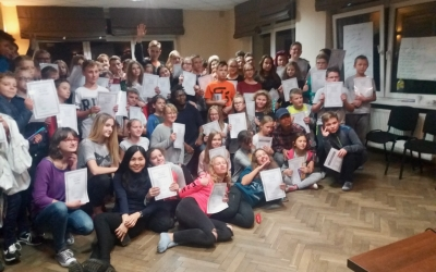 ZS Stanin - Euroweek - obóz językowy