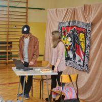 ZS Stanin - Spektakl profilaktyczno – edukacyjny