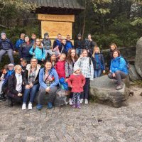 Zespół Szkół w Staninie - Wycieczka do Zakopanego klas V A i B