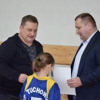 ZS Stanin - Halowy Mikołajkowy Turniej w Piłce Nożne