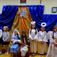 ZS Stanin - JASEŁKA W WYKONANIU UCZNIÓW KLASY II