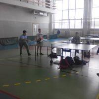 Zespół Szkół w Staninie - Igrzyska Dzieci w Drużynowym Tenisie Stołowym