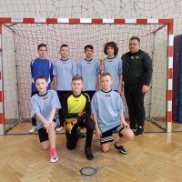 Zespół Szkół w Staninie - Powiatowy Turniej w Halowej Piłce Nożnej Chłopców - PKC