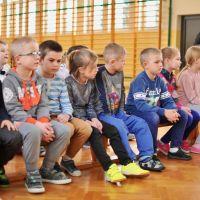 ZS Stanin - Pasowanie na czytelnika uczniów klas I