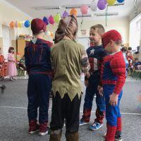 ZS Stanin - Bal przebierańców w przedszkolu