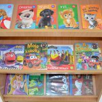ZS Stanin - Nowości w bibliotece szkolnej