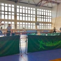 ZS Stanin - Finał Powiatu łukowskiego w tenisie stołowym