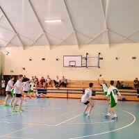 Zespół Szkół w Staninie - Powiatowa Piłka Ręczna