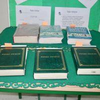 Zespół Szkół w Staninie -  Szkolny dzień czytania Pisma Świętego