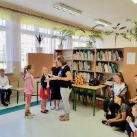 Zespół Szkół w Staninie -  I GMINNY KONKURS POEZJI ANGLOJĘZYCZNEJ