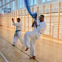 ZS Stanin - Lekcja Karate Kyokushin Mawashi z Łukowa