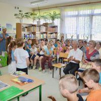 ZS Stanin - Międzypokoleniowe spotkania z książką