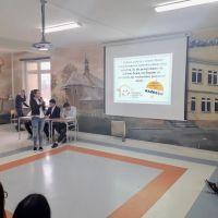 ZS Stanin - Apel nt. kulturalnego zachowania