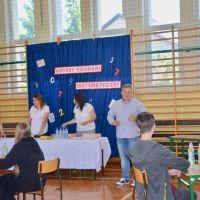 ZS Stanin -  V gminny konkurs matematyczny