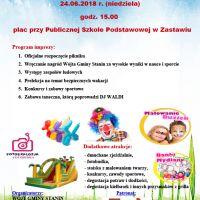 ZS Stanin - Zaproszenie na piknik