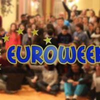 ZS Stanin - Uczniowie ze Stanina wzięli udział w obozie językowym Euroweek.