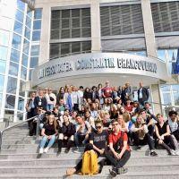 Zespół Szkół w Staninie - Erasmus + Rumunia