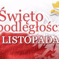 Zespół Szkół w Staninie - Obchody 100 lecia odzyskania niepodległości przez Polskę