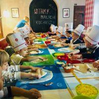 Zespół Szkół w Staninie - Przedszkolne warsztaty kulinarne