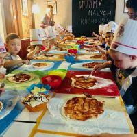 ZS Stanin - Przedszkolne warsztaty kulinarne