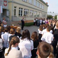 ZS Stanin - Rozpoczęciu roku szkolnego 2012/2013