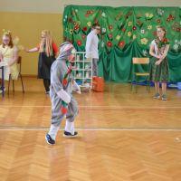 ZS Stanin - Występ grupy teatralnej z Baczkowa