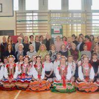 Zespół Szkół w Staninie - Wizyta gości z Islandii, Rumunii, Szwecji w Zespole Szkół w Staninie