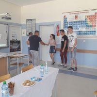 Zespół Szkół w Staninie - VI gminny konkurs matematyczny dla gimnazjalistów