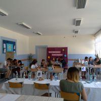 ZS Stanin - VI gminny konkurs matematyczny dla gimnazjalistów