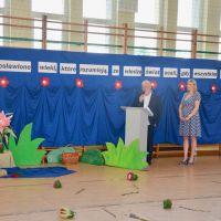 Zespół Szkół w Staninie - Zakończenie Gimnazjum