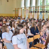ZS Stanin - Zakończenie Gimnazjum