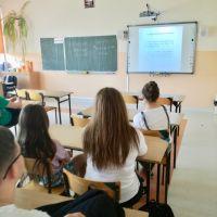 Zespół Szkół w Staninie - Tydzień profilaktyki